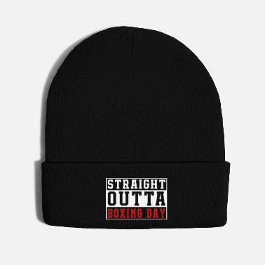 Fps Straight Outta Boxing Day Game - Knit Cap