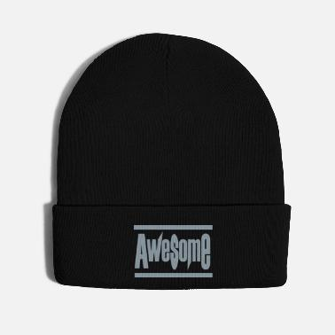 Awesome Awesome! - Knit Cap