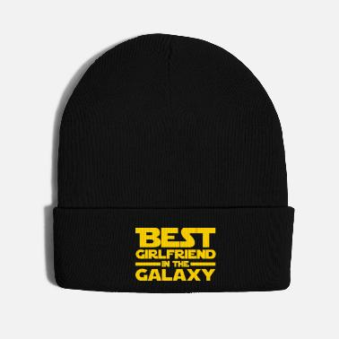 Girlfriend Best Girlfriend in The Galaxy - Knit Cap
