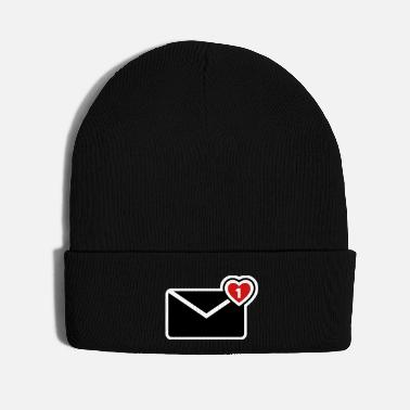 Post mail love post email - Knit Cap