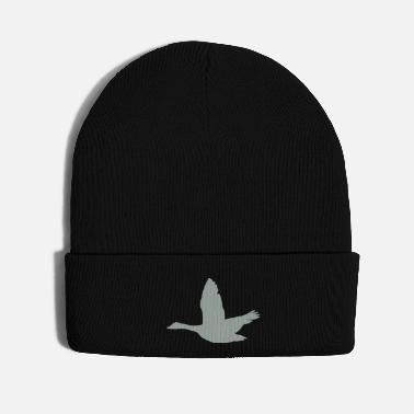 Fly flying goose - Knit Cap