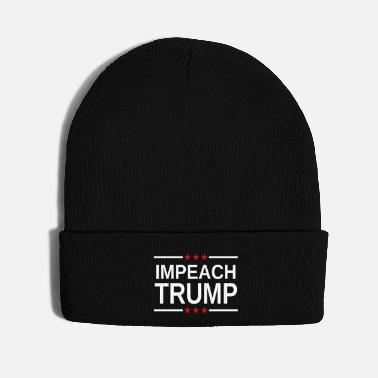 Antisocial Impeach Trump Anti Trump - Knit Cap