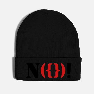 Groom no girls allowed - Knit Cap