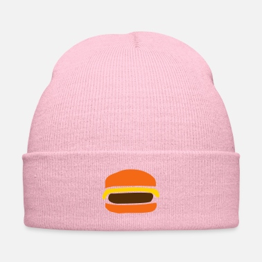 Grillmaster Cheeseburger Hamburger - Knit Cap