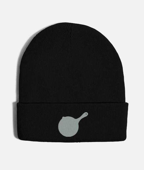 Heat Caps & Hats - Frying Pan 15 - Knit Cap black