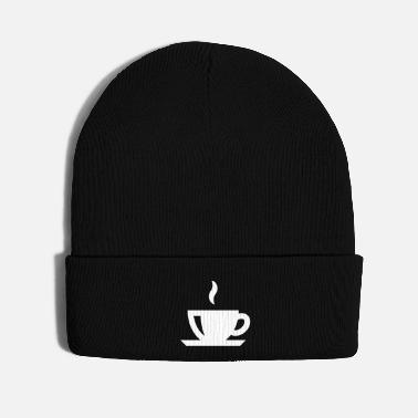 Mugs-cups Coffee Mug / Cup Of Coffee (Pictogram / Icon) - Knit Cap