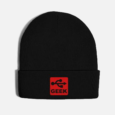 Virus Geeky USB - Knit Cap