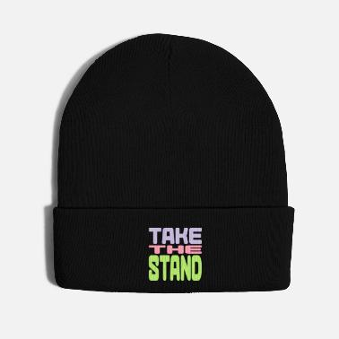 Takecare take the stand - Knit Cap