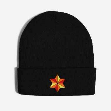 Ornament Star ornament - Knit Cap
