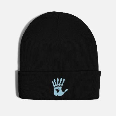 Six hand with six fingers - Knit Cap