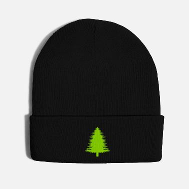 Forrest Forrest, Christmas Tree, Fir, Spruce - Knit Cap