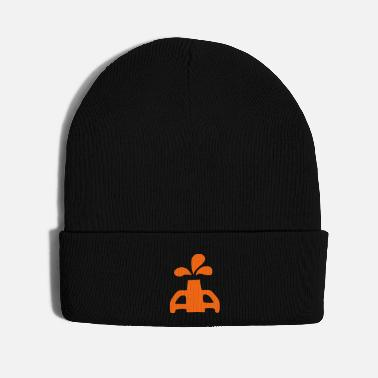 Oil Crude Oil - Knit Cap