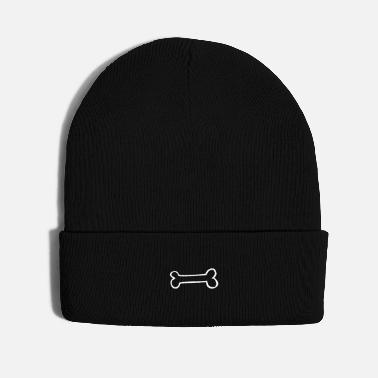 Dog Bone - Knit Cap
