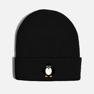 South penguin south pole global warming - Knit Cap