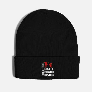 Sports Freeride Skateboarding - Knit Cap