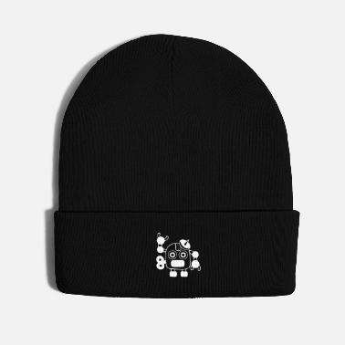 Technology Mini Robot - Knit Cap