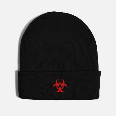 Virus Biohazard__V017 - Knit Cap