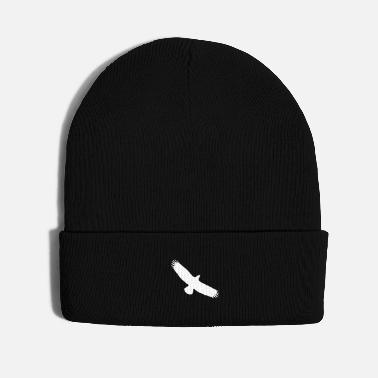 Flight Falcon In Flight - Knit Cap