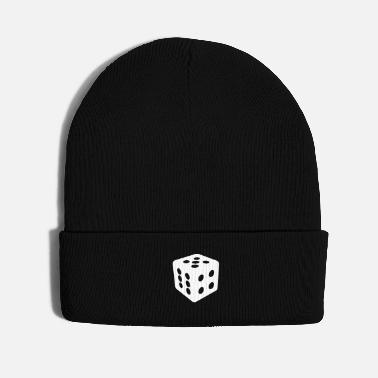 Six Dice five, six and four - Knit Cap