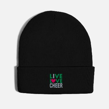 Cheers Live Love Cheer - Knit Cap