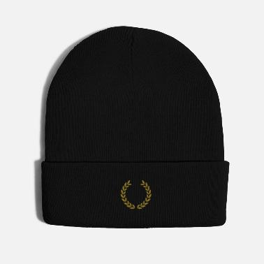 Laurel laurel wreath - Knit Cap