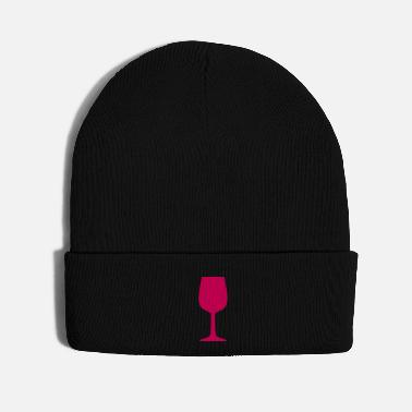 Wine wine - Knit Cap