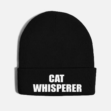 Caterpillar cat whisper - Knit Cap