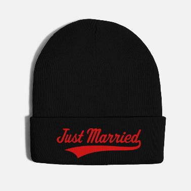 Marriage Just Married (Marriage / Wedding) - Knit Cap