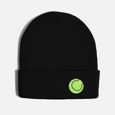Court Tennis Ball - Knit Cap