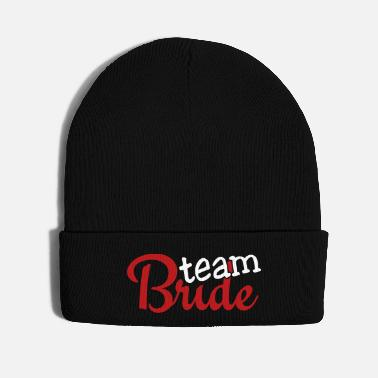 Bride team bride 2c - Knit Cap