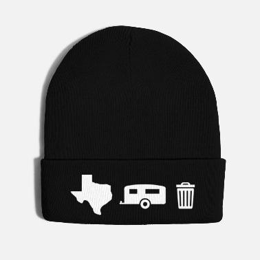 Icon Texas Trailer Trash (Icons - Horizontal/Light Hue) - Knit Cap