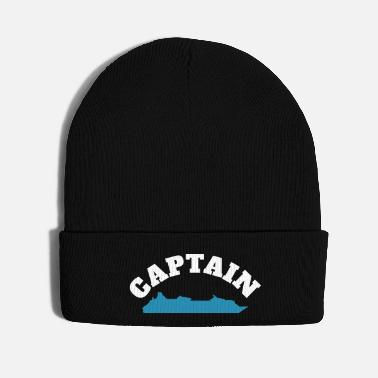 Cruise Cruise ship captain t shirt or costume - Knit Cap