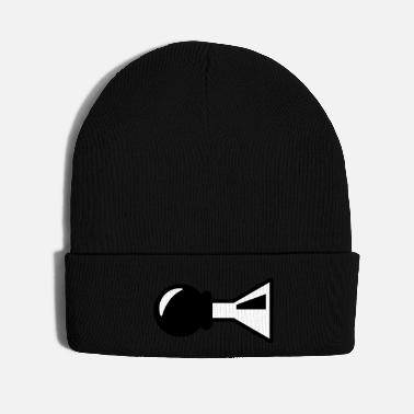 Horns Horn - Knit Cap