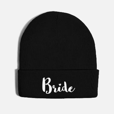 Groom Bride To Be - Knit Cap