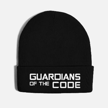 Code Guardians of the code - Knit Cap