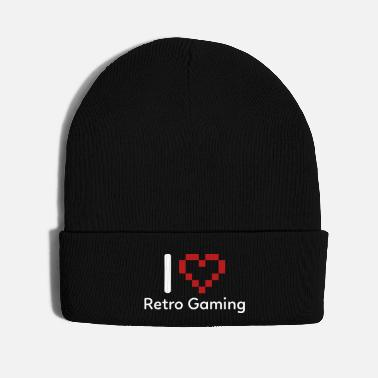 Retro love retro gaming - Knit Cap