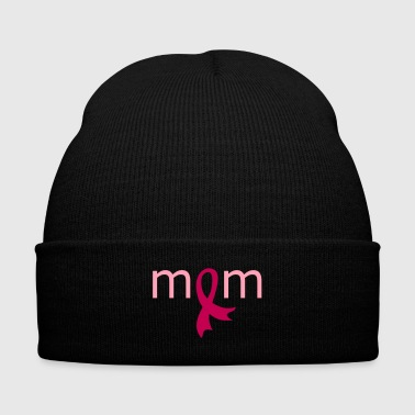 Breast Cancer Awareness T-shirt - Knit Cap with Cuff Print
