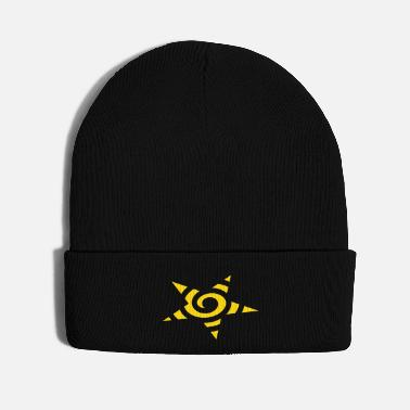 Retro Retro Star - Knit Cap