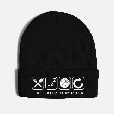 Play Eat Sleep Play Repeat - Knit Cap