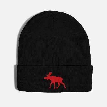 Cow elk - Knit Cap