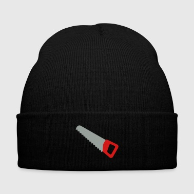 hacksaw - tool - Knit Cap with Cuff Print