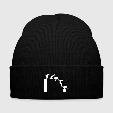 Parkour - Freerunning - Knit Cap with Cuff Print