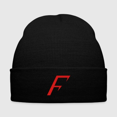 F34R Nation - Knit Cap with Cuff Print