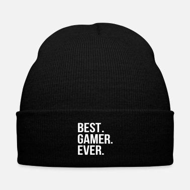 Online Best Gamer Ever - Knit Cap