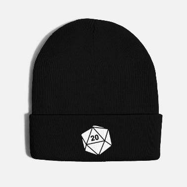 D20 Winter Toque - Knit Cap