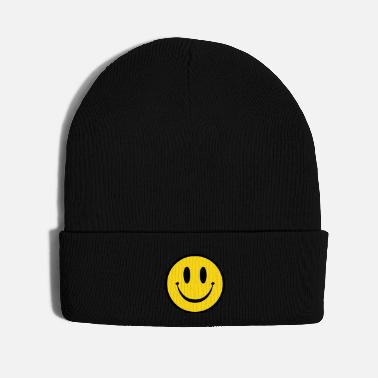 Old Old Skool Rave Smile - Knit Cap