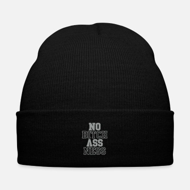 reputable site 059f5 5bb49 No Bitch Ass Ness (1 Color) Snapback Cap   Spreadshirt