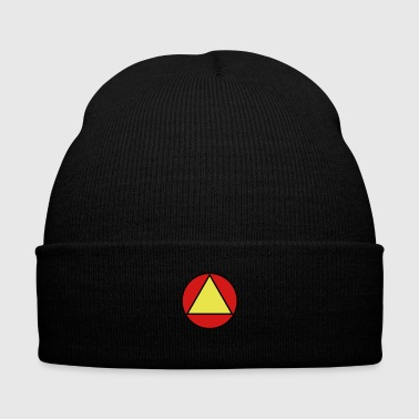 LEGION SYMBOL - Knit Cap with Cuff Print