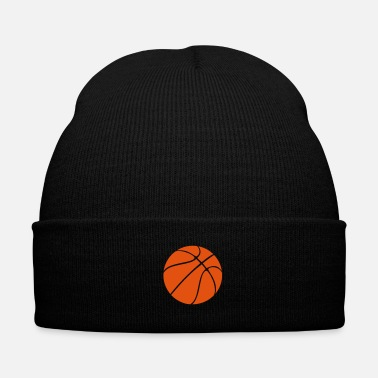 Basket Basket Ball - Knit Cap
