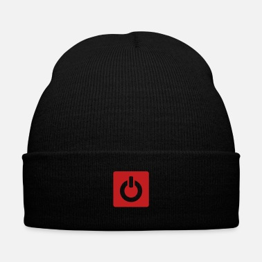 Turn On Power standby - Knit Cap